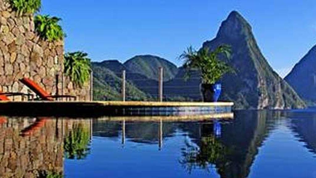 Jade Mountain Resort (Santa Lucía, El Caribe)