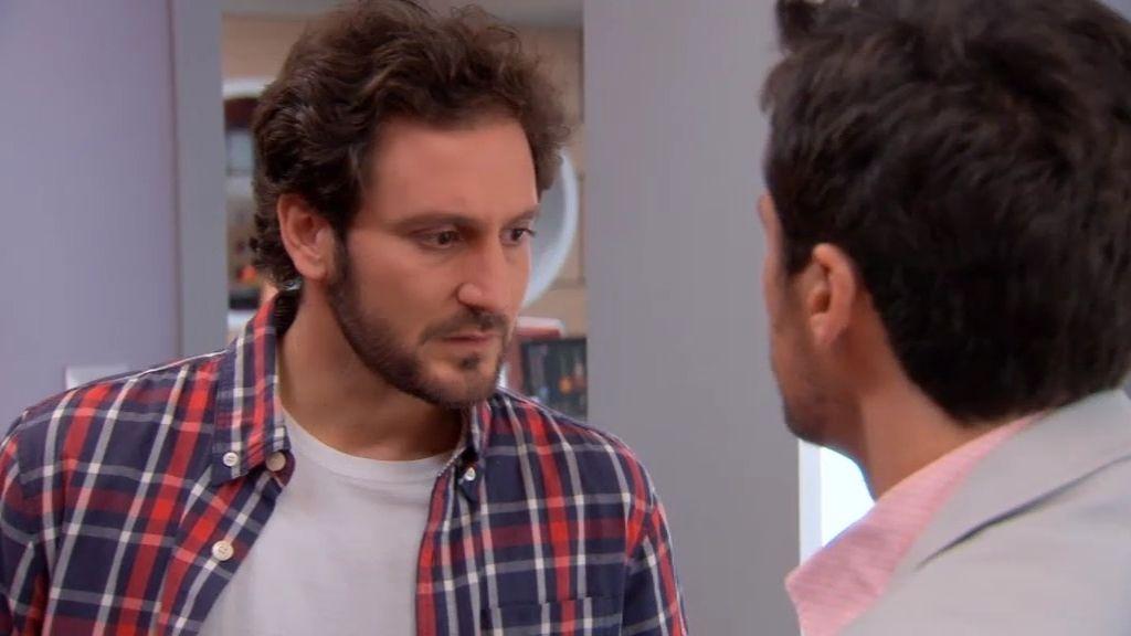 """Carlos, a Sergio: """"Lucía te quiere"""""""