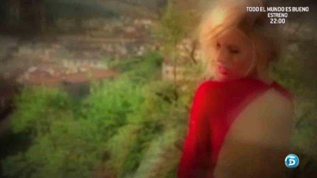 La modelo checa ha protagonizado un reportaje muy sexy y salvaje