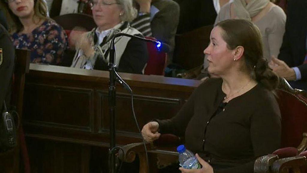 """Montserrat González: """"Raquel Gago no ha tenido nada que ver en el crimen"""""""