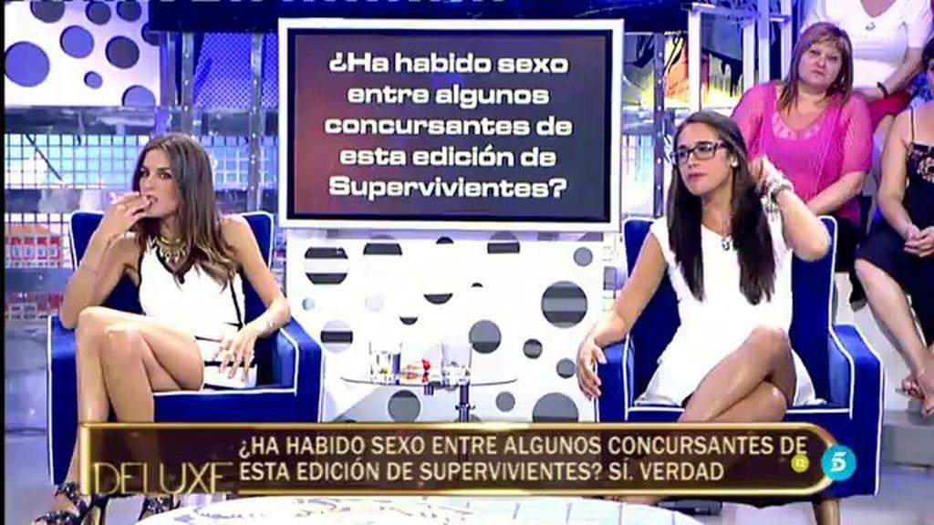 ¡Suhaila y Lucía lo confirman! ¿Qué concursantes han tenido sexo en la isla?