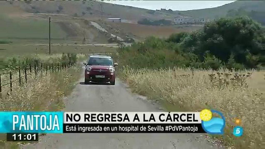 Por problemas de salud, Isabel Pantoja no regresa a la cárcel