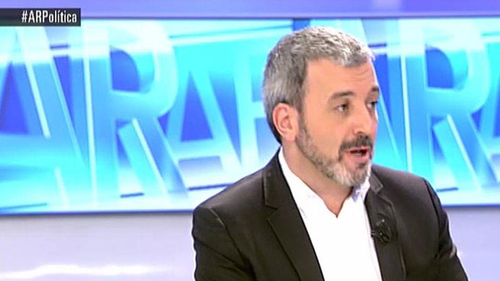 """Jaume Colboni: """"Se ha levantado un muro para que los hijos de los trabajadores no vayan a la universidad"""""""