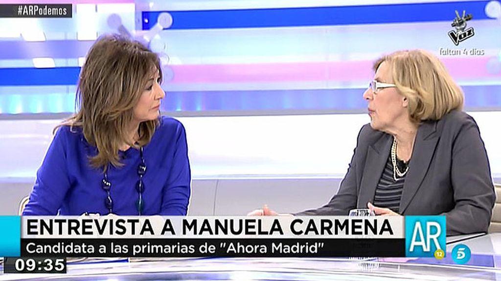 """M. Camena: """"Los partidos sufren una crisis porque cuesta aceptar que ya no son los únicos protagonistas"""""""