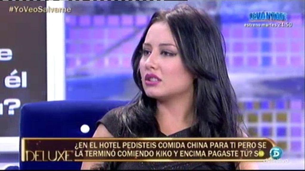 """Lorena da Souza: """"No sabía que Kiko Rivera tenía novia, pero me hubiera dado igual"""""""