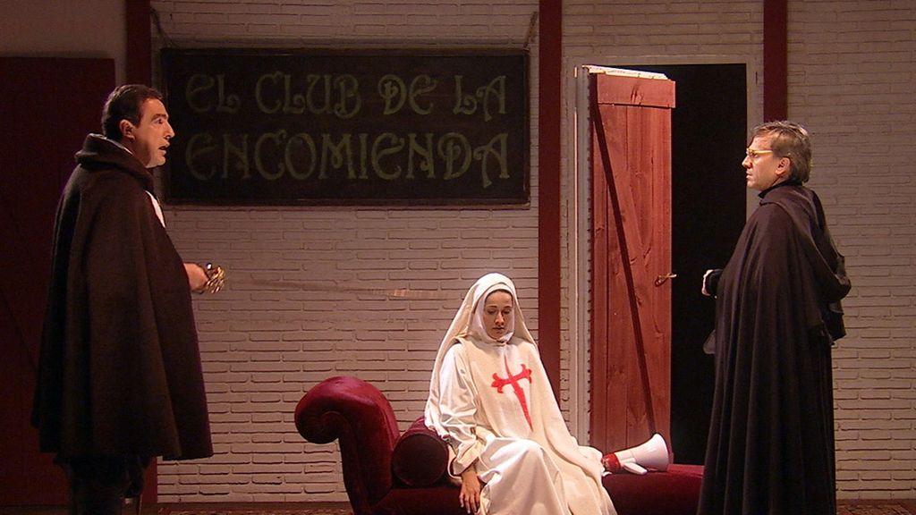 Félix el Gato, en 'La noche de José Mota'