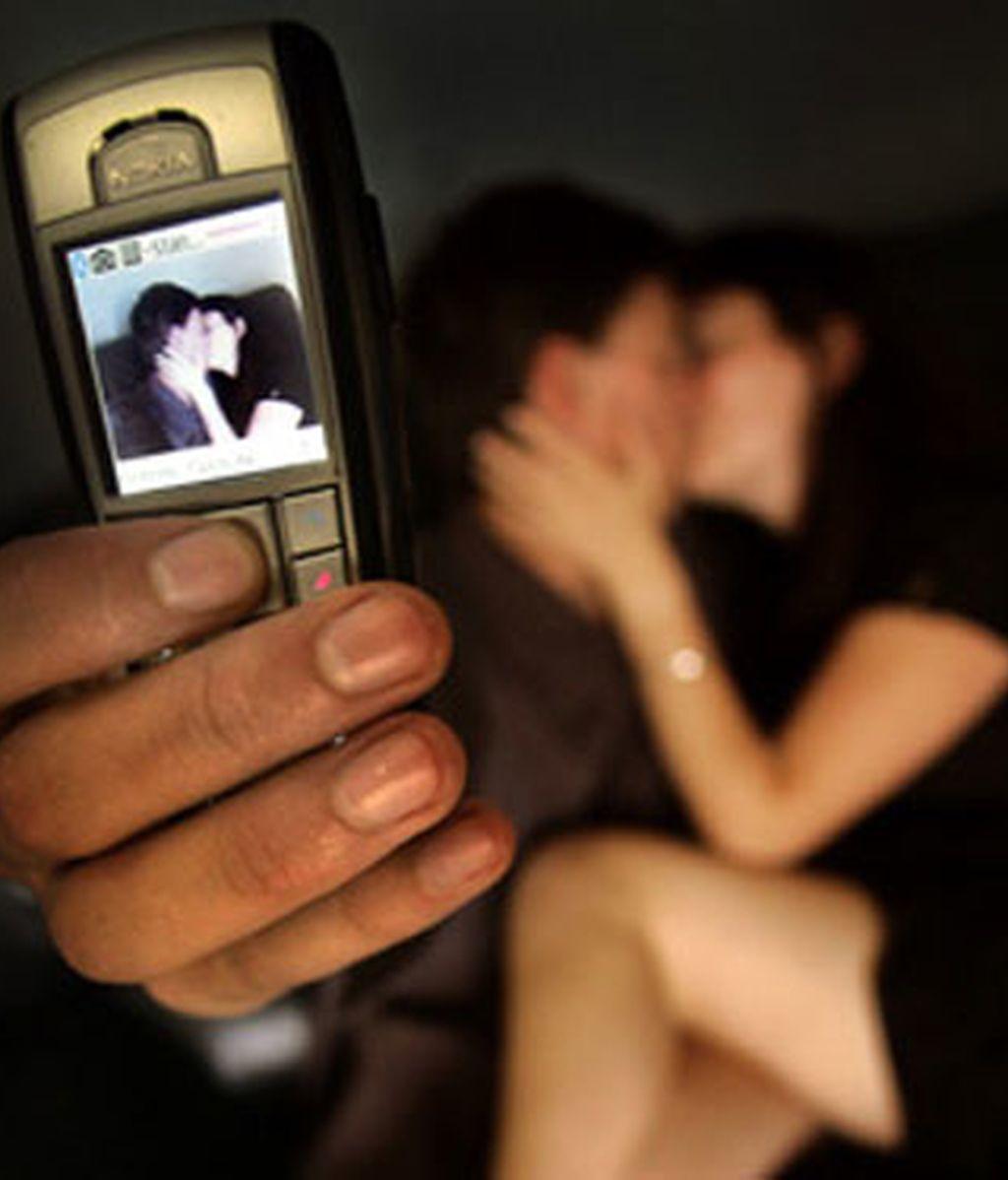 sexting, sexo en la red