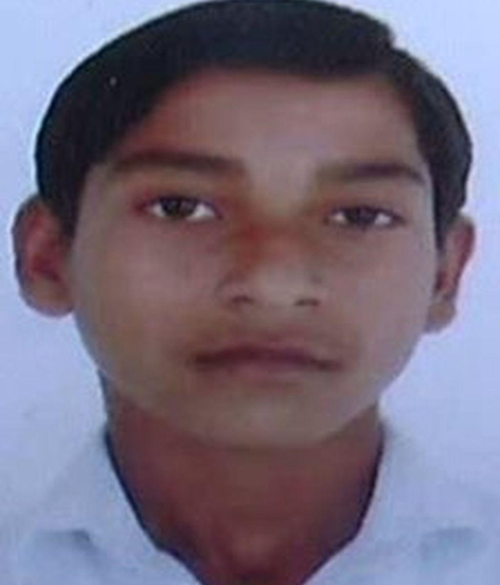 El niño de 14 años fue asesinado porque se llamaba como los miembros de una casta superior