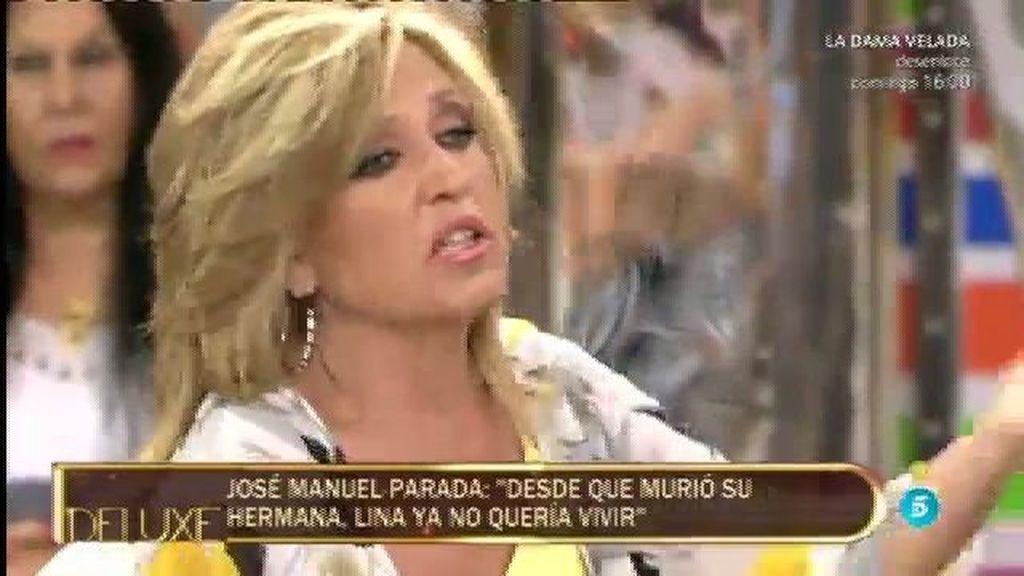 """José Manuel Parada, sobre Lina Morgan: """"Era una mujer tremendamente conservadora"""""""