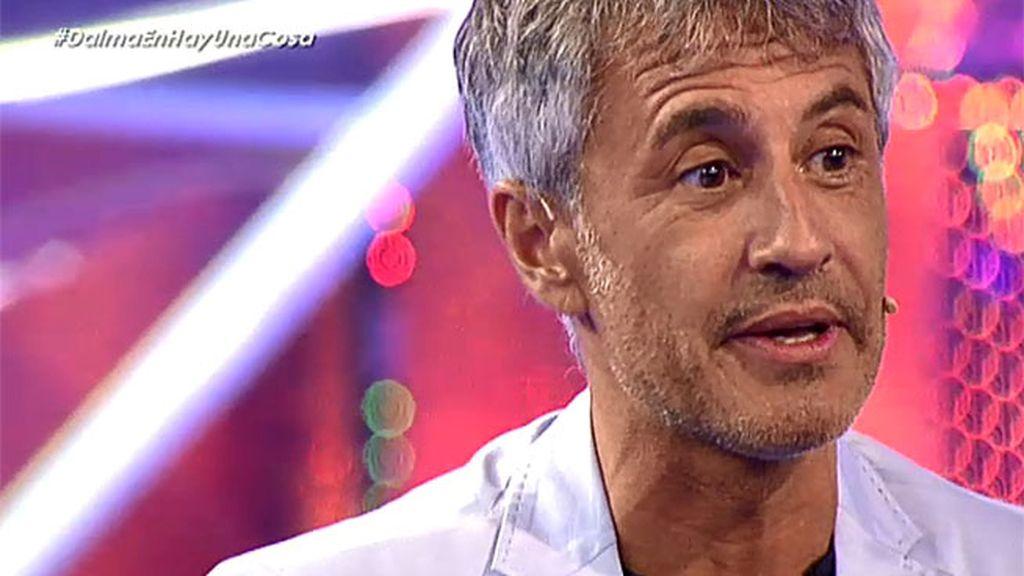 """Sergio Dalma: """"Gracias a la músia he madurado en muchos aspectos de mi vida personal"""""""