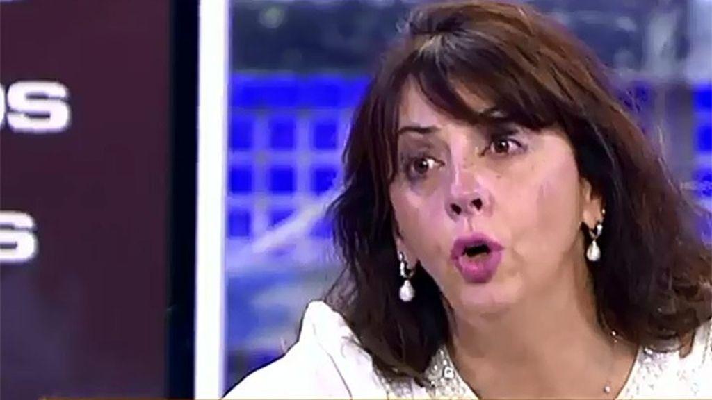 María Luisa está al tanto de los negocios ilícitos de su familia, según el polígrafo
