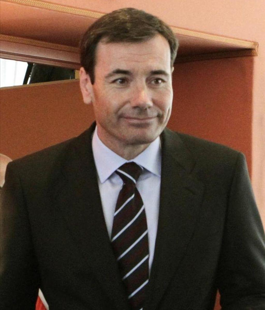 El candidato socialista a presidente de la Comunidad, Tomás Gómez. EFE/Archivo