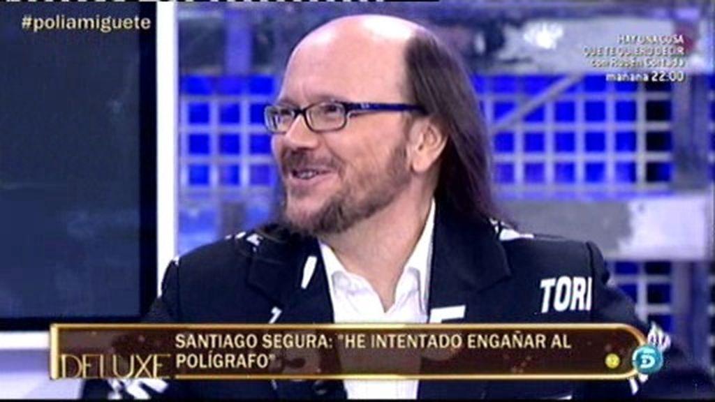 Es mentira que Jesulín pidiera a S. Segura no invitar a Belén Esteban al estreno