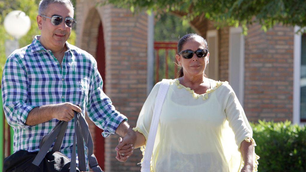 Isabel Pantoja podría disfrutar de dos días de permiso en las próximas semanas