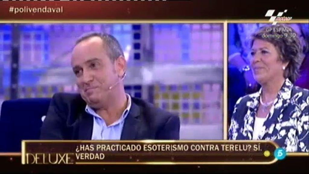 """Víctor, sobre Terelu y Teresa Campos: """"He practicado esoterismo contra ellas"""""""