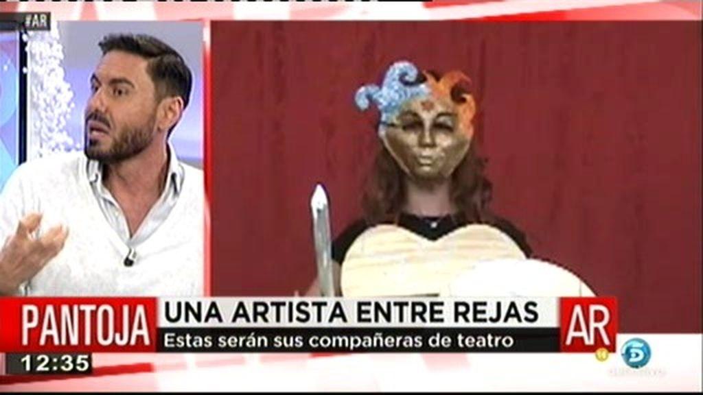 Isabel Pantoja se apunta al taller de teatro de la cárcel de Alcalá de Guadaíra