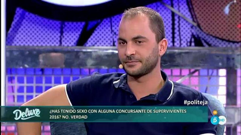 Antonio Tejado confiesa quiénes son los concursantes de 'SV 16' que más le atraen