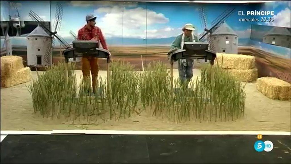 Así han comenzado los concursantes su prueba semanal de 'Don Quijote de la Mancha'