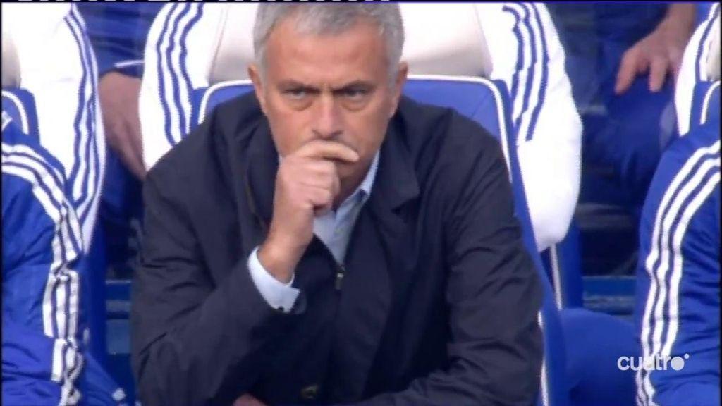 El peor momento de la carrera de Mourinho