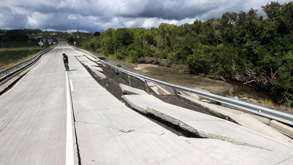 El seísmo de Chile no causa víctimas y el alcance del tsunami será muy limitado