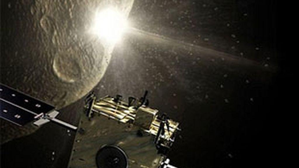La Agencia Espacial Europea trabaja desde la pasada década en la misión 'Don Quijote'. Foto: ESA.