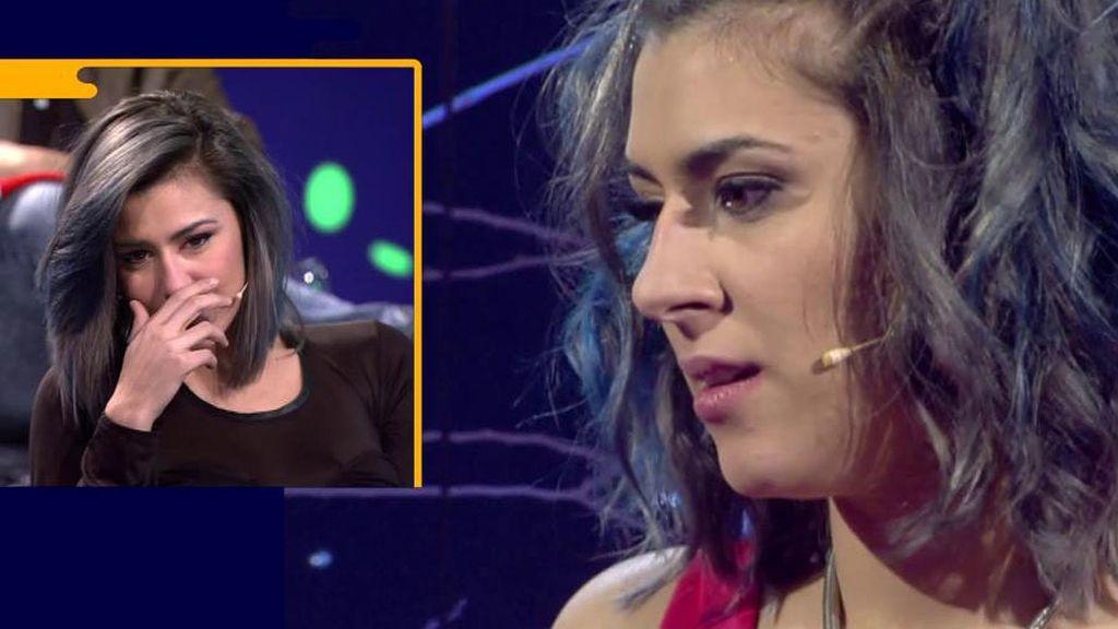 Las lágrimas de Bea al recordar los mejores momentos de la final