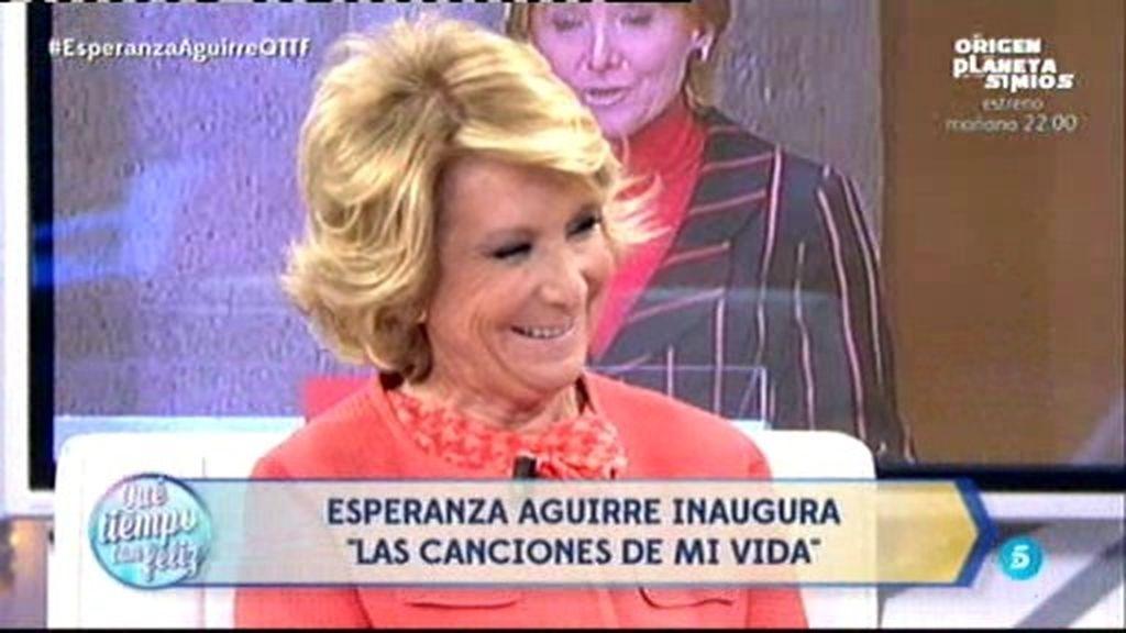 """Aguirre: """"Satisfaction' de los 'Rolling' marcó mi noviazgo con mi marido"""""""