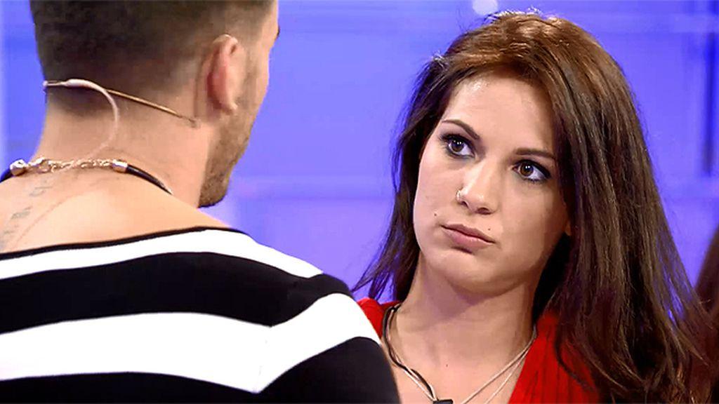 """Iván, a Bea: """"Entiende que cuando estoy con otra chica no puedo estar pensando en ti"""""""