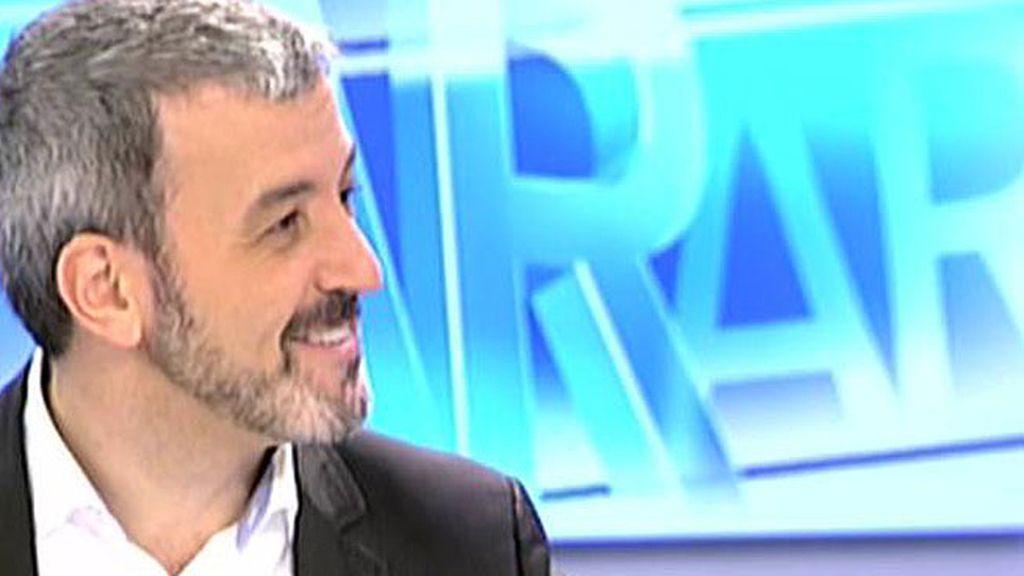 """Jaume Collboni: """"Vamos a entrar en una dimensión política desconocida"""""""
