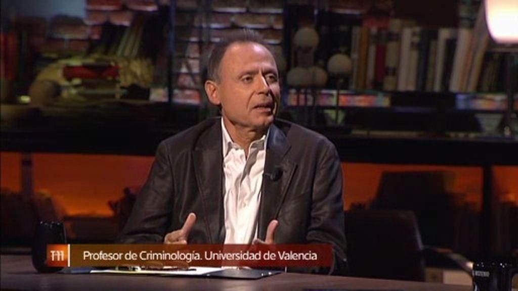 """Vicente Garrido, sobre Víctor Hugo: """"Destapó la práctica de los bandoleros en Novelda"""""""