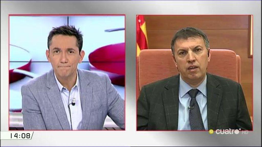 """Joaquín Bosh: """"Un juez no puede reunirse con un imputado para pactar su declaración"""""""