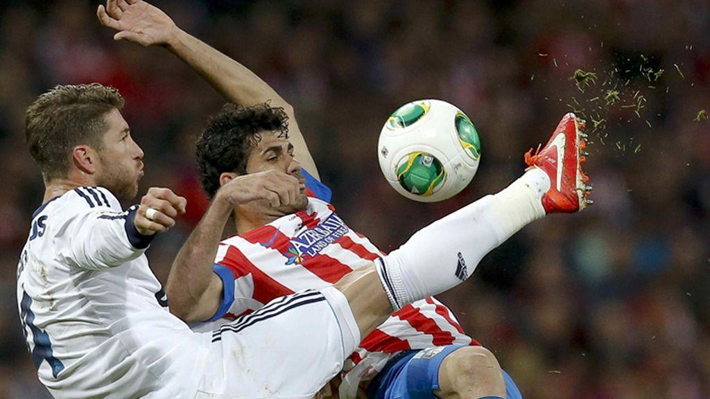 El Atlético de Madrid, rey de la Copa