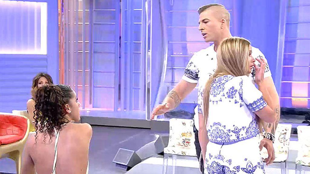 """Labrador defiende a Laia y ataca a Ana: """"Eres una maleducada"""""""