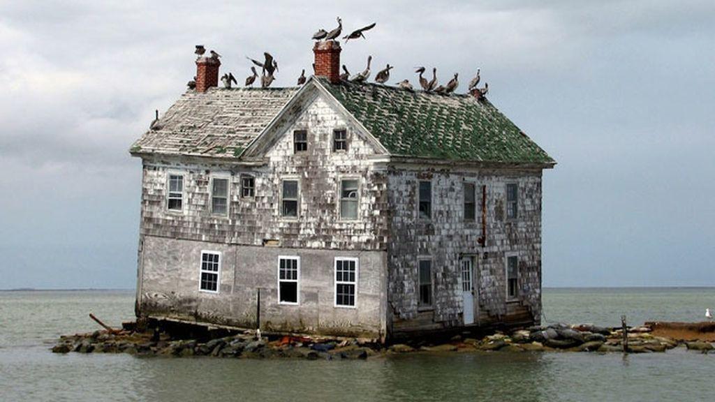 Casa en la bahía de Chesapeake, en Maryland