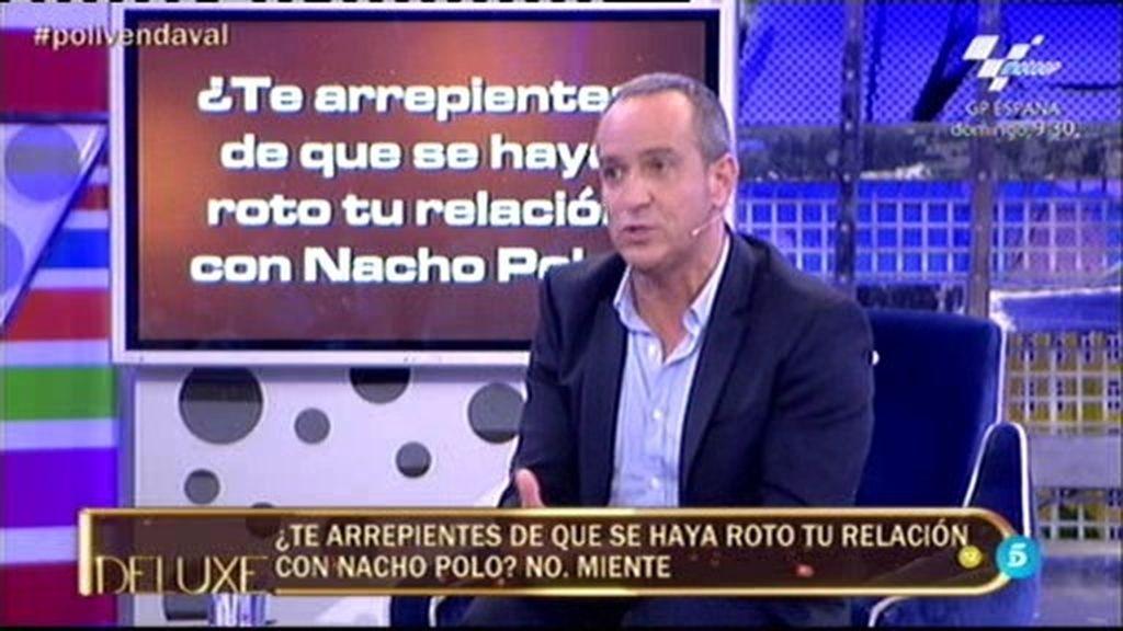 ¡Víctor se arrepiente de su ruptura con Nacho Polo!