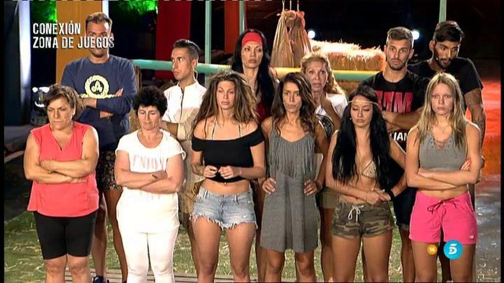 El jurado salva a Miriam y Yasmina y condenan a Lorena y Luisa