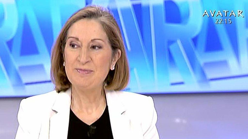 """A. Pastor: """"Rajoy dio el turno de palabra en la Junta Directiva pero no hubo intervenciones"""""""