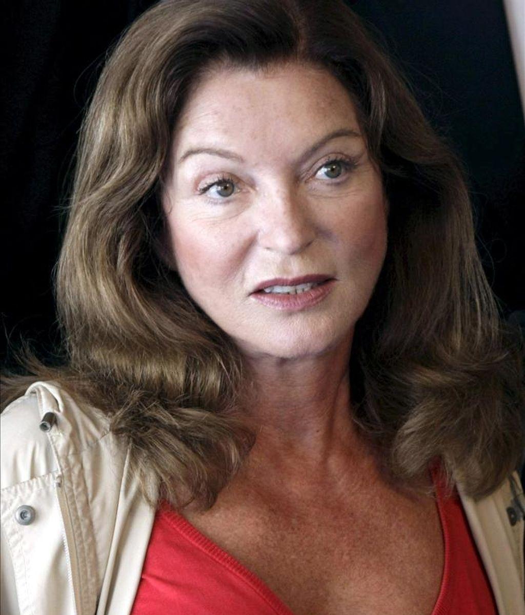 La directora, guionista y actriz francesa Marie-France Pisier. EFE/Archivo