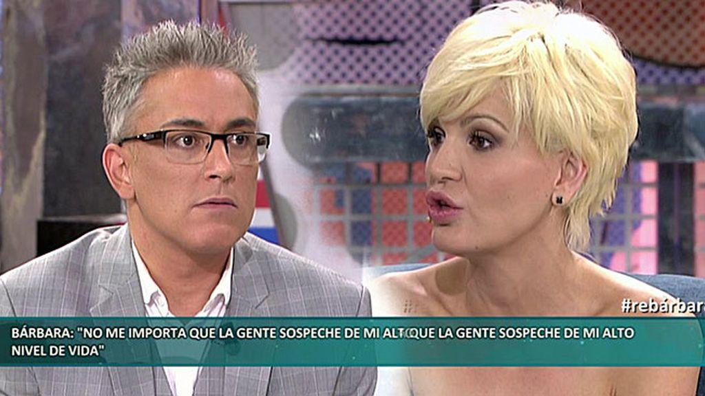 Kiko Hernández tiene una información: ¿Ha ejercido Bárbara alguna vez la prostitución?