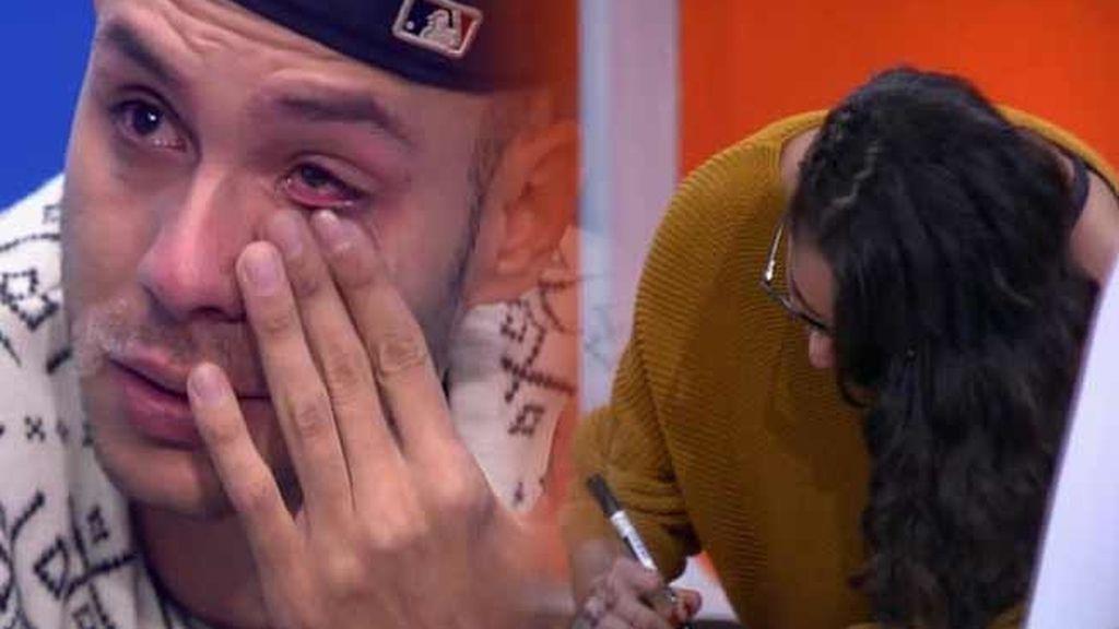 """Omar, tras ver a Lucía: """"Gran Hermano ha hecho que recupere al amor de mi vida"""""""