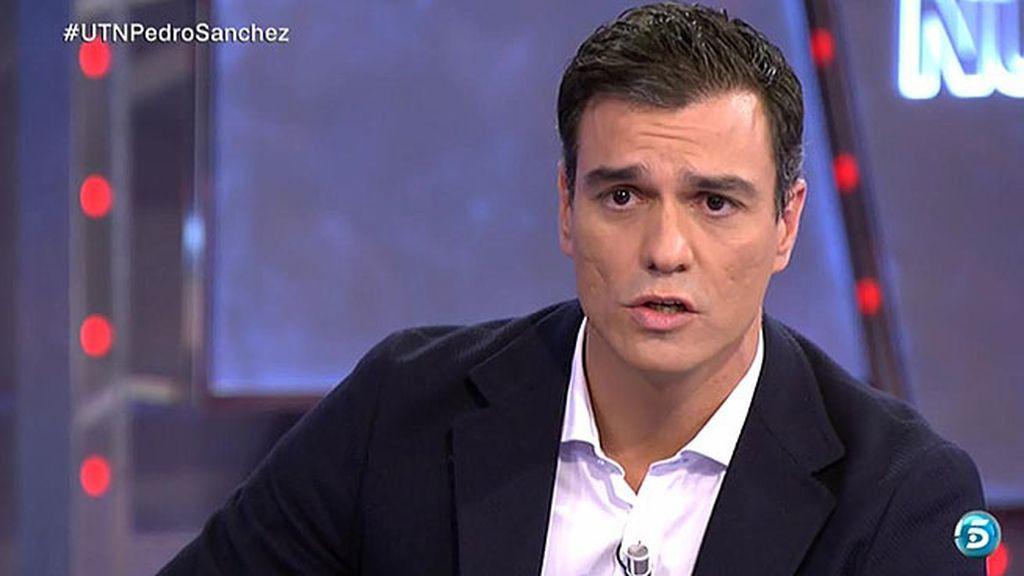 La entrevista íntegra a Pedro Sánchez en 'Un tiempo nuevo'