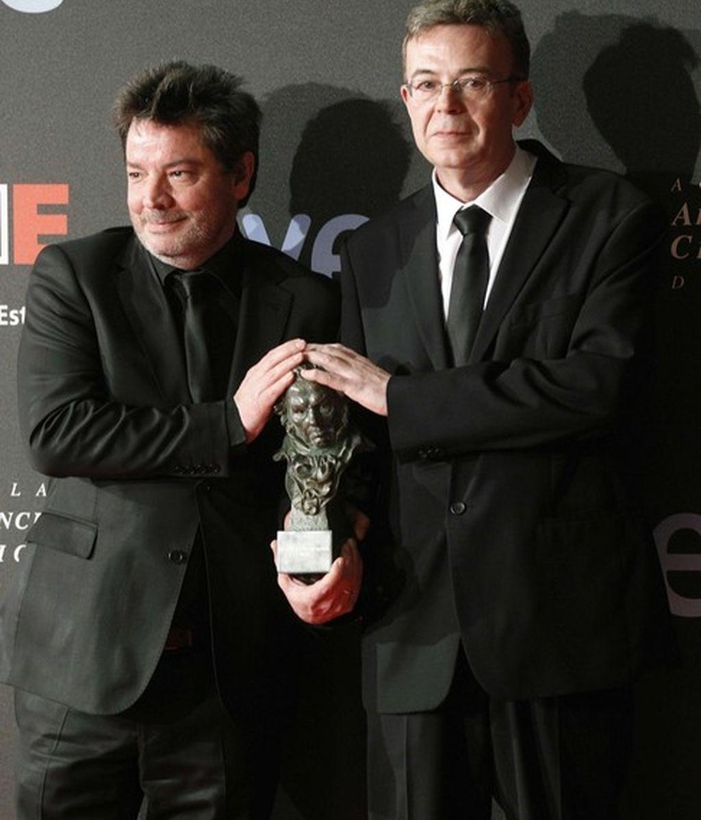 Goya al mejor guión original