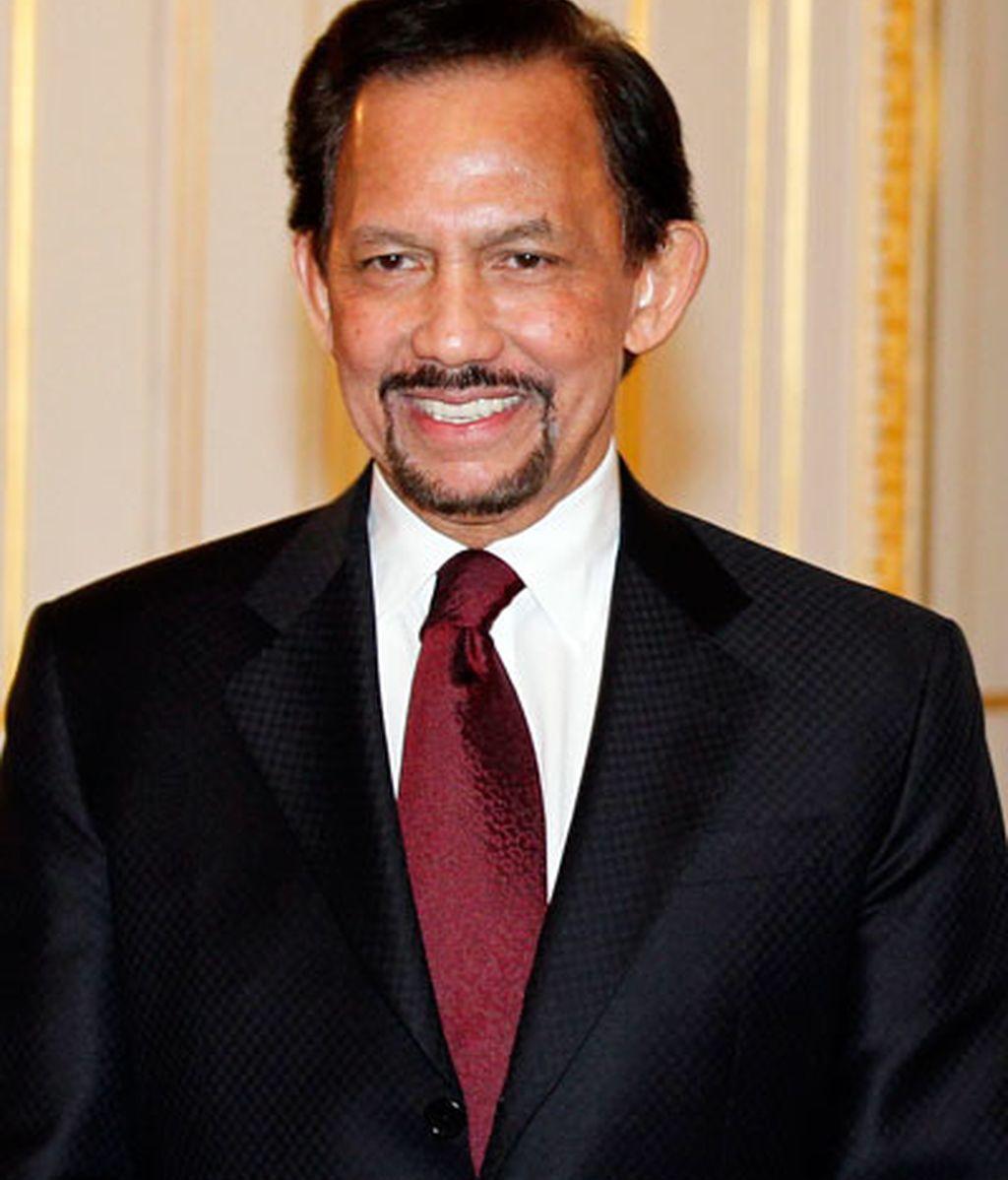 El Sultán de Brunei