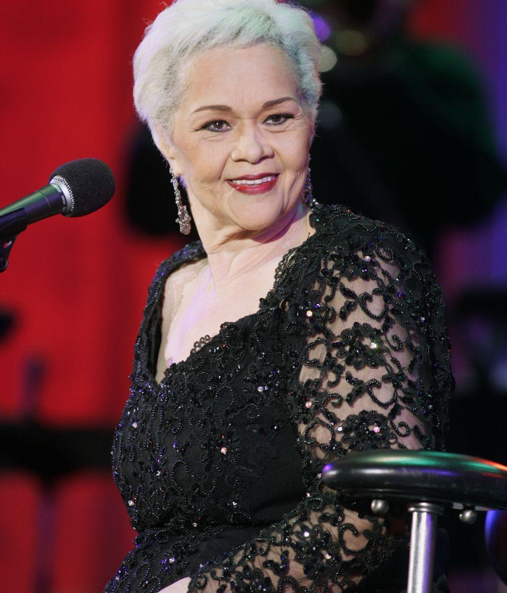 Fallece Etta James