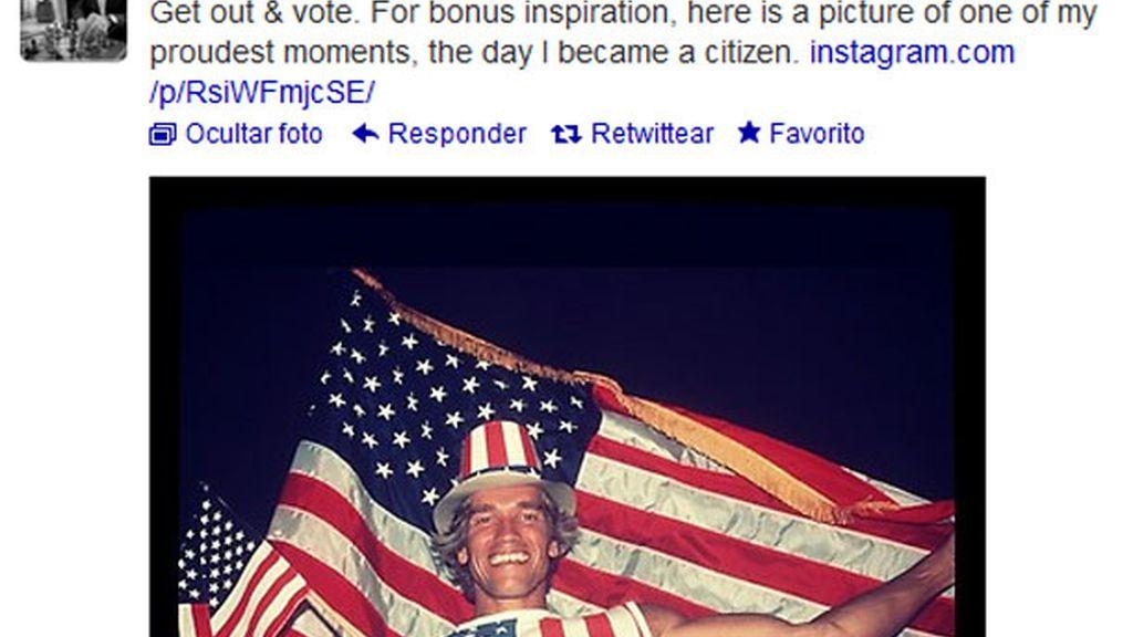 'Divinity elecciones en EEUU': el paso de las celebrities por las urnas