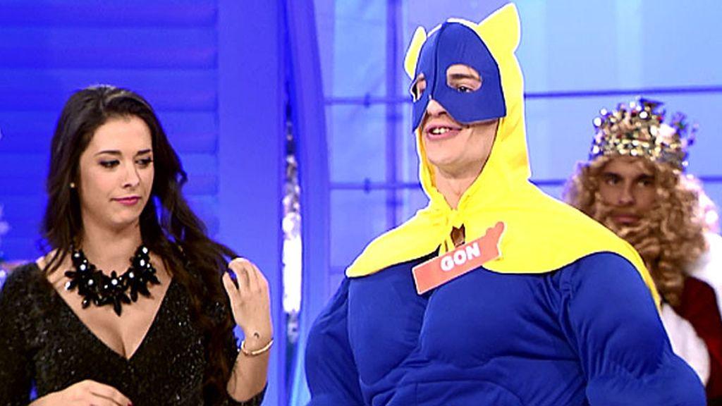 Gon se inventa un superhéroe: ¡Banana Man!