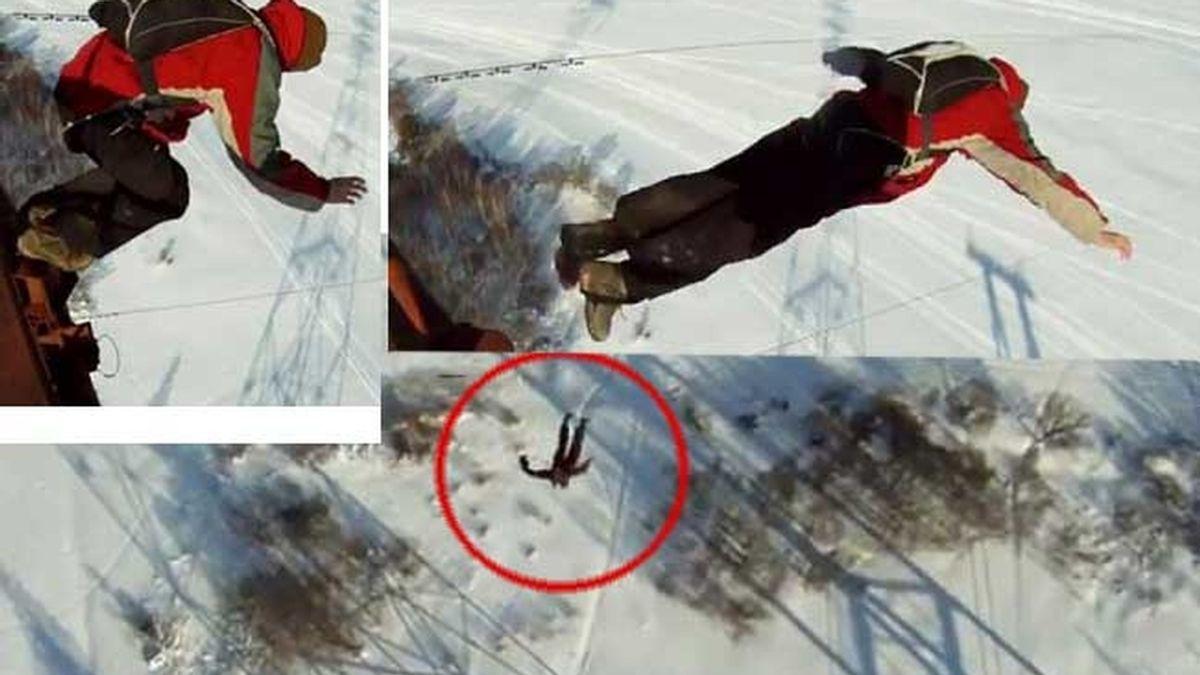 caída libre, paracaidista, deportes de riesgo