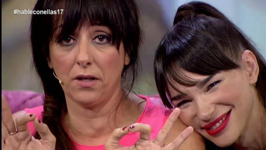 """Yolanda Ramos llora al despedir a Montañez: """"Eres generosa, auténtica y una burraca"""""""