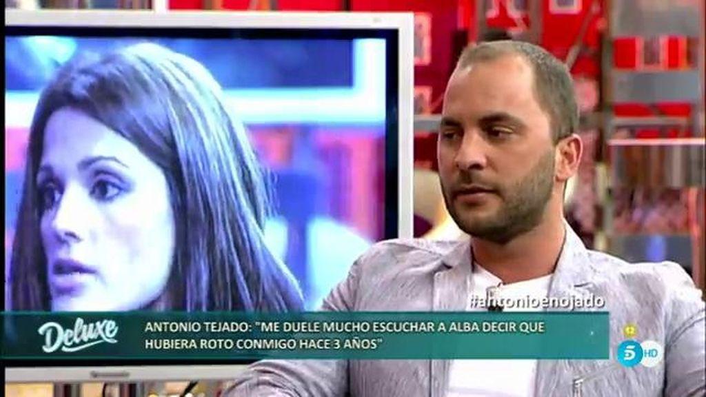 """Antonio: """"Soy muy sexual y necesitábamos pasión para enriquecer la pareja"""""""