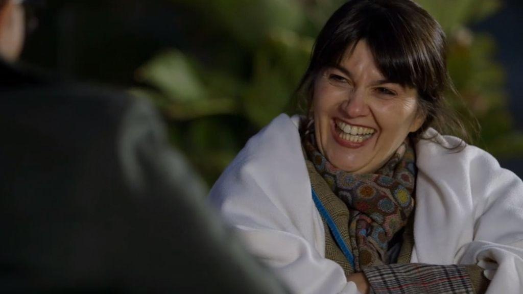 """María Belón: """"Creo que acumulo por partes iguales el dolor y la felicidad"""""""